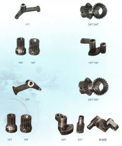 High Precise Oblique Tooth Industrial Sewing Machine Parts pictures & photos