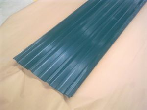 (0.14mm-0.8mm) Manufacture Material Color Coated Galvanized Corrugated Steel pictures & photos