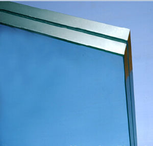 Blue PVB Film or Tinted Laminated Glass pictures & photos