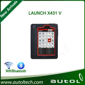 Globlal Version Launch X431 V WiFi/Bluetooth Update on Official Launch Website X-431 V Launch X431 V PRO pictures & photos