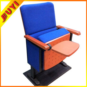 Jy-600 Used for Home Commercial Wooden Parts Cinema Chairs Prices Folding Outdoor Concert Chair Wooden Church Chairs pictures & photos