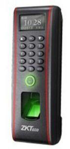 IP65 Waterproof Fingerprint Keypad Access Control
