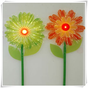 PVC Glowing Flower Christmas Light (VL15008)