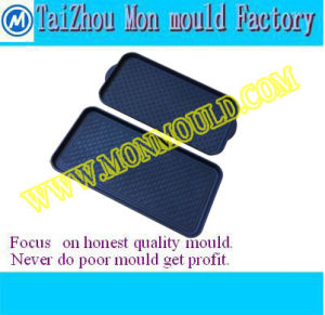 Injection Mould for Car Floor Mat, Car Floor Pad pictures & photos