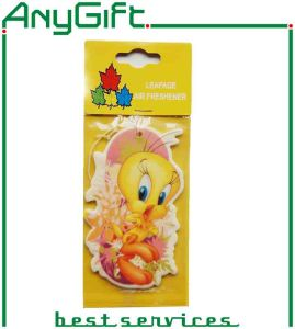 Car Air Freshener with Customized Logo and Size 10 pictures & photos