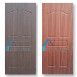 Professional Manufacturer Moulded Plywood Door Skin for South America pictures & photos
