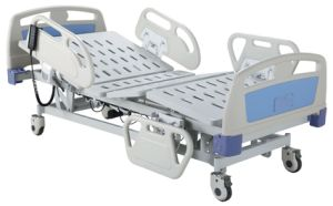 Electric Five Functions Medical Bed (SK-EB102) pictures & photos