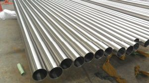 904L Ss Seamless Pipe (Anti-Corrosion) ASTM A312