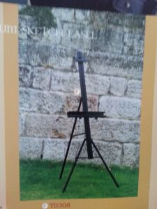 Aluminum Easel, Table Easel, Student Easel pictures & photos