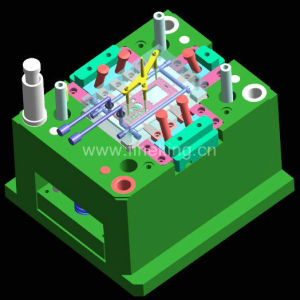 Precision Plastic Injection Mold Design pictures & photos