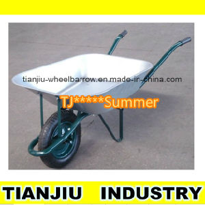 Wheelbarrow Wheel Barrow Wb6405 pictures & photos
