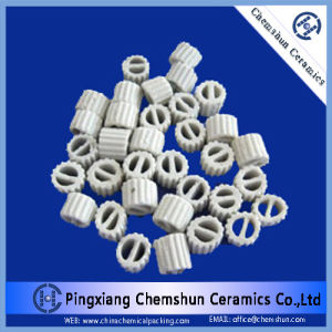 Chemical Packing Ceramic One Ring for Drying, Cooling Tower pictures & photos
