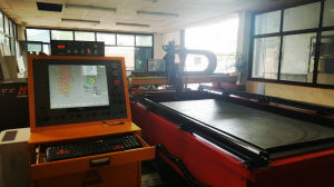 Economic CNC Gas Flame Steel Plate and Pipe Cutting Machine pictures & photos