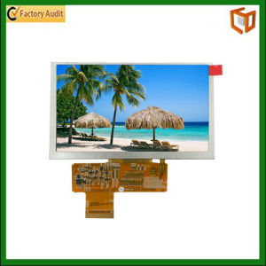 4.3 Inches LCD Screen with Touch Panel