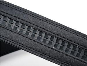 Men Black Leather Belts (HC-140501) pictures & photos