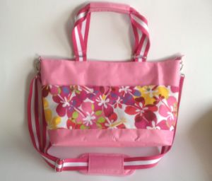 China Supplier of Mummy Bag Diaper Bag Nappy Bag Mother Bag Mami Bag (SW8065)
