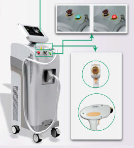 600W 808nm Diode Laser Hair Removal pictures & photos