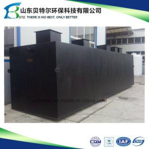 Underground Wastewater Treatment Plant System (WSZ) pictures & photos