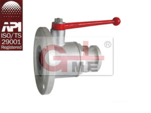 "4"" Aluminum Alloy Ball Valve (QF01Y-50/65/80/100) pictures & photos"