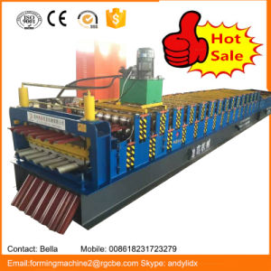 Dx Corrugated Metal Roof Roll Forming Machine pictures & photos