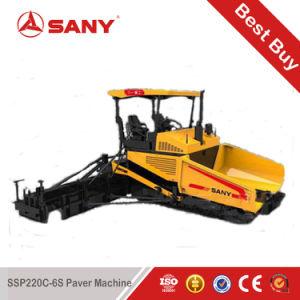 Sany Ssp220-6s 220HP Stabilized Soil Paver Asphalt Paver Machine Price pictures & photos