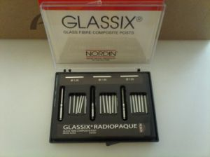 Dental Stainless Steel Nordin Glassix (3PCS+18PCS) Fiber Post pictures & photos
