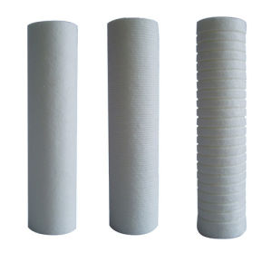 Water Filter Cartridge PP Spun and Carbon Connected pictures & photos