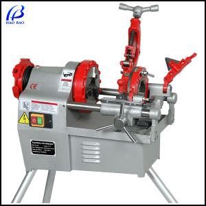 steel threading machine