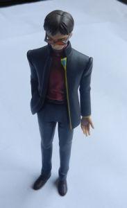 Plastic Cartoon Figurine