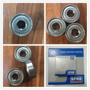Motorcycle Front Wheel Bearing 6302zz Deep Groove Ball Bearing pictures & photos
