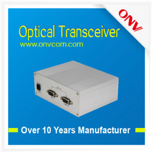 Good Performance VGA Optical Transceiver (ONVDT/RVGA-S)