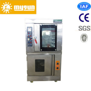 Mysun3, 5, 10 Trays Gas/Electronic Convection Bread Baking Ovens for Sale pictures & photos