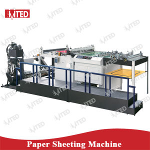 Paper Sheeting Machine (PHJD-1100, 1400, 1700)