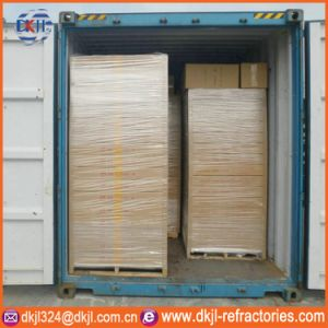 Refractory Heat Insulation Ceramic Fiber Board for Industrial Furnace pictures & photos