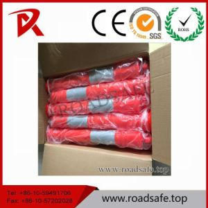 Traffic Plastic Reflective T-Top Guardrail Delineator pictures & photos
