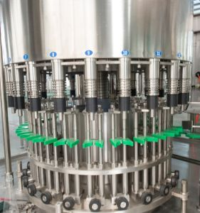 Automatic Plastic Bottled Water Bottling Filling Machine pictures & photos
