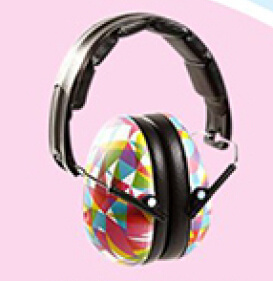 Unique Shell Design Hearing Protection Earmuffs for Kids Ce Certification pictures & photos