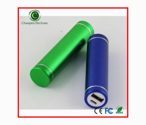 New Type 2600mAh Battery Mobile Power Bank