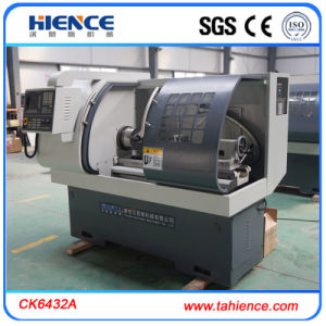 Hot Sale! Metal Small Horizontal Gang Type CNC Lathe Machine pictures & photos