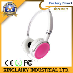 Novelty Stereo Kid Headphone with CE Approval (KHP-011) pictures & photos