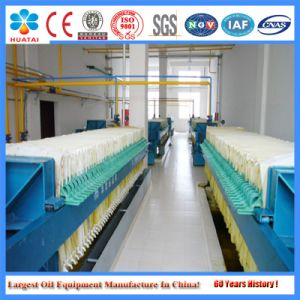 2014 China Huatai Brand CE and SGS Approved Corn Oil Refinery Machine / Corn Oil Refining Equipment Plant Production Line with Turnkey Project by Huatai