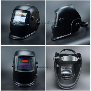 Wheel Ratchet Suspension Auto-Darkening Welding Helmet (WM4026) pictures & photos