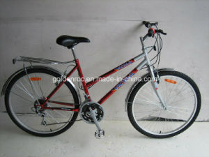 "26"" Steel Frame Mountain Bike (MLN2602) pictures & photos"