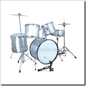 5-PC Jazz Drum Kits Including Cymbal and Drum Stick (DSET-200) pictures & photos