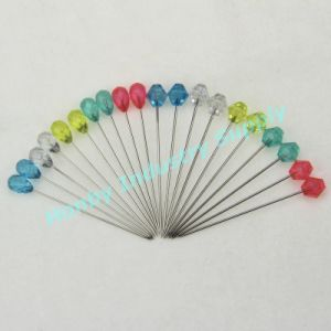 Bulk 70mm Colorful Jujube and Pineapple Plastic Hijab Pins pictures & photos