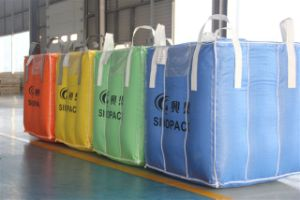 Big Bag with Color Fabric pictures & photos