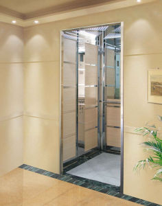 Titanium Stainless Steel Elevator for Dwelling House pictures & photos