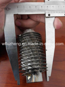Heat Exchanger Fin Tube En10216 P235gh, Superheater Fin Tube, Stainless Steel Fin Tube pictures & photos