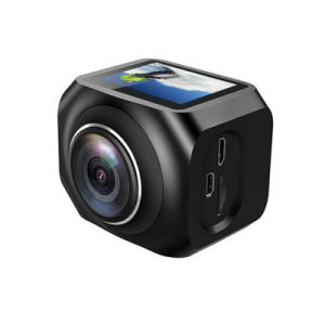 Vr360 WiFi Sport Camera Mini Kamera 4k Underwater Remote Controlller Action Camera pictures & photos
