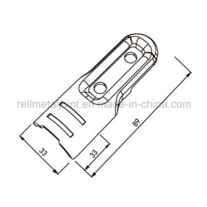 Metal Fittings for Pipe and Joint System (H-6A) pictures & photos